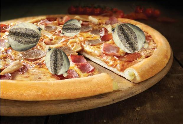 haggis-pizza
